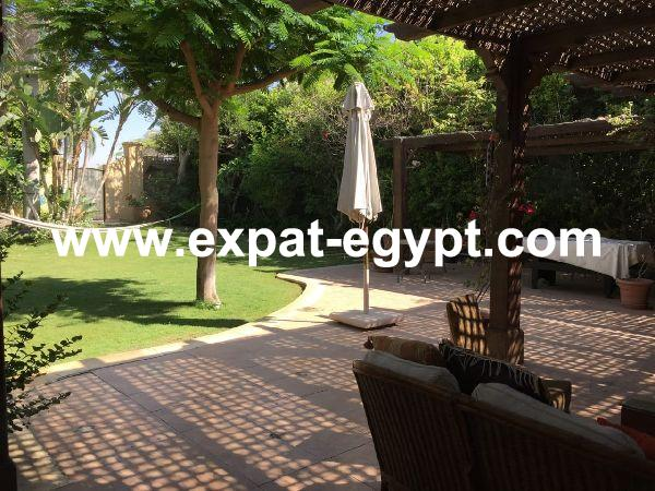Villa for Sale  in El Gezira Compound, Sheikh Zayed, Cairo