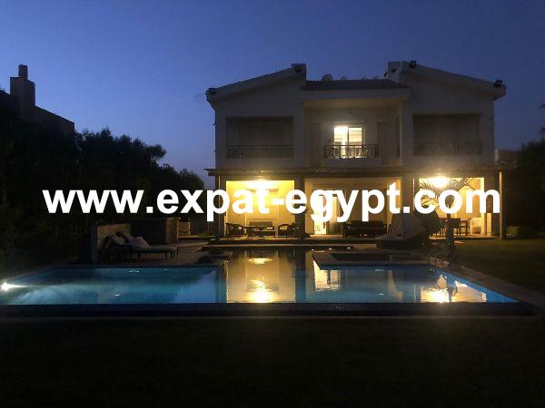 Villa for sale in Alegria Sheikh Zayed, Giza, Egypt
