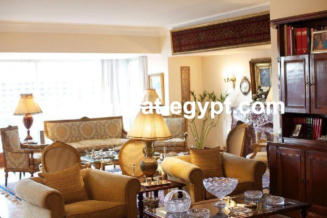 Classy  apartment for Sale in Nile Corniche, Giza, Cairo, Egypt