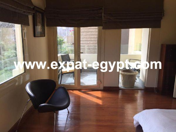 High Ceiling Apartment For Rent In Zamalek , Cairo, Egypt