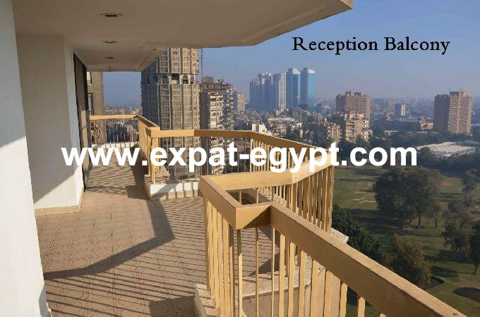 Semi-furnished apartment for Sale or Rent in El Zamalek