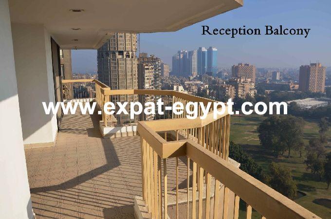 Semi-furnished apartment for Sale or Rent in El Zamalek