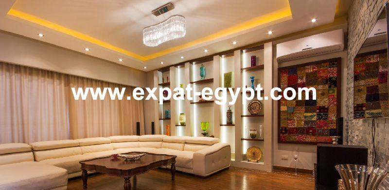 Luxury apartment in Palm Hills Compound in 6th of October, Giza, Egypt