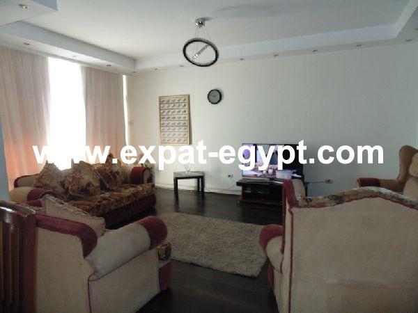 Overlooking Nile Apartment for rent in Zamalek, Cairo, Egypt