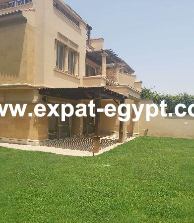 Villa for Rent in Meadows Park, Sheikh Zayed, Egypt