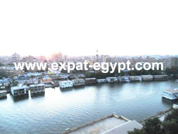 Duplex Apartment for rent in Zamalek, Cairo, Egypt