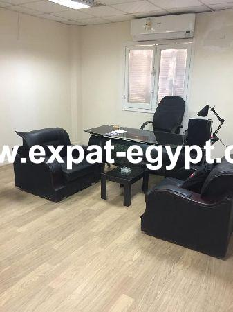 Administrative Office for rent in Mohandsein , Giza, Egypt
