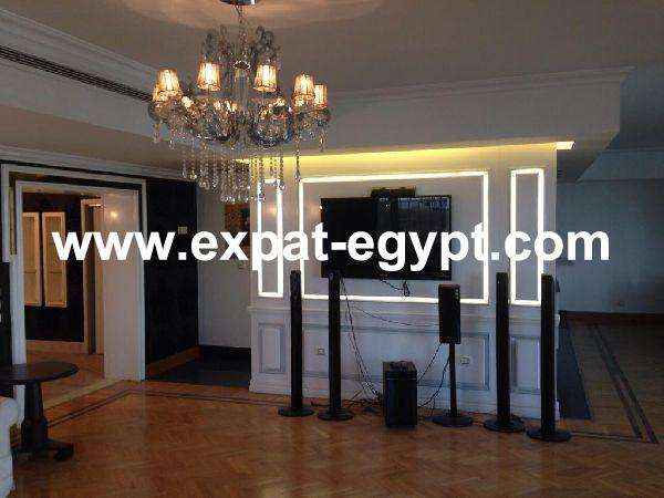 Luxury Apartment for Sale in Giza, First Residence Four Seasons Hotel, Giza