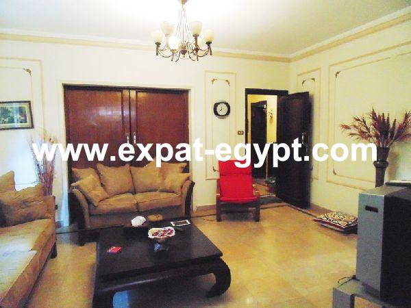 Apartment for rent in Mohandeseen, Cairo, Egypt