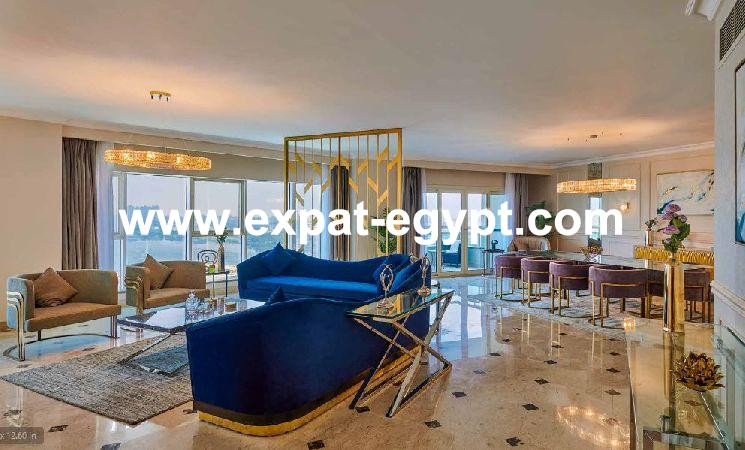 Luxury Nile View Apartment for Sale in Zamalek, Cairo, Egypt