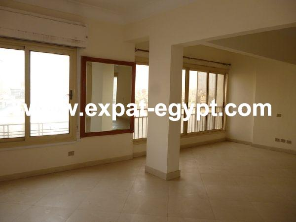 Apartment with for rent in Zamalek, Cairo, Egypt