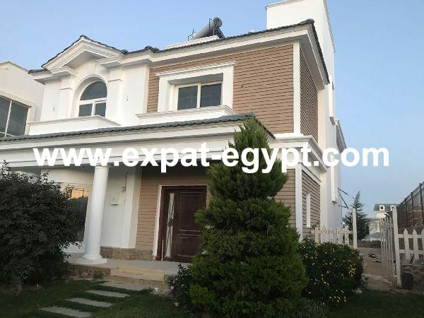Villa standalone for rent in Mountain View 2, 5th settlement, Cairo, Egypt