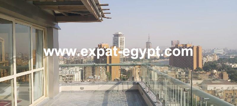 Luxury Penthouse for Rent in Zamalek, Cairo,  Egypt