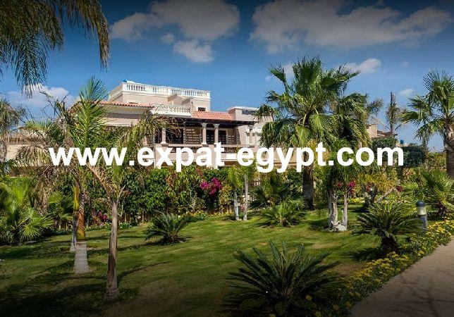Twin House for Rent in Meadows Park, Sheikh Zayed, Egypt