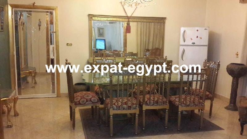 Apartment for rent in Agouza, Giza, Egypt