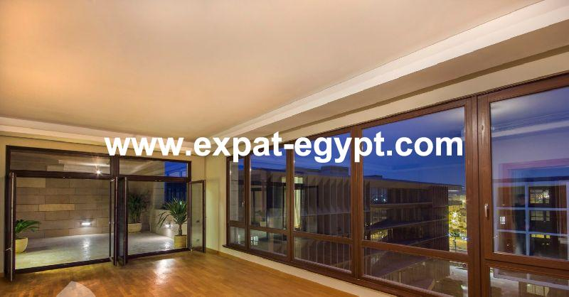 Penthouse for rent in Forty West–SODIC,Sheikh Zayed City, Giza,Egypt.