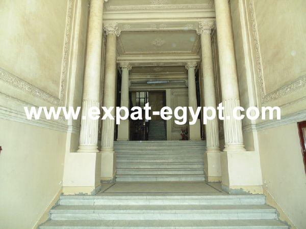Apartment for Rent in Zamalek , Cairo , Egypt .