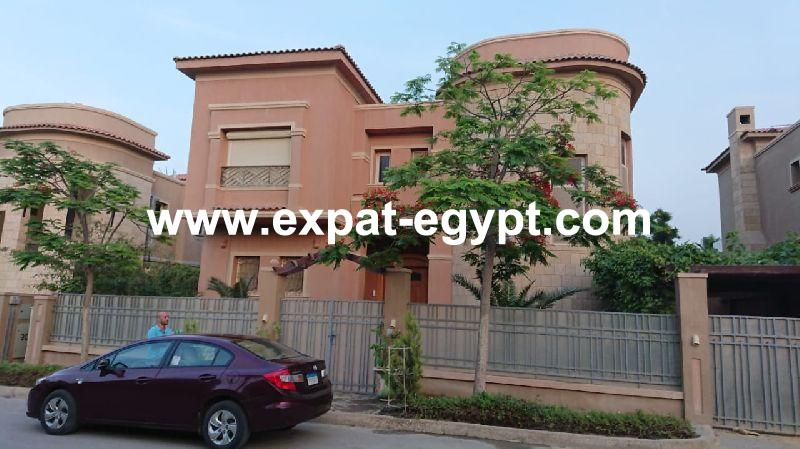 Villa for rent in Swane Lake Compound, 6th of October, Giza, Egypt