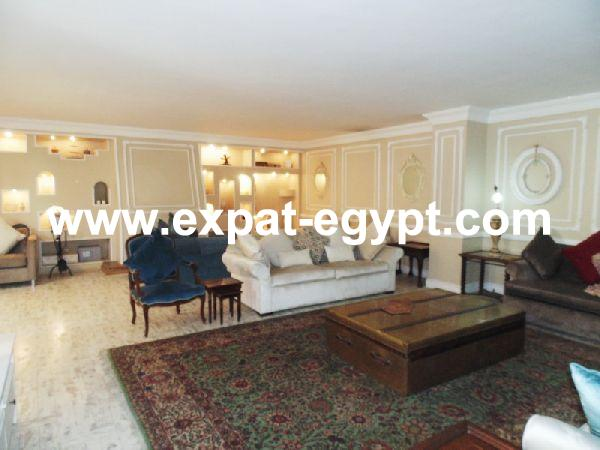 Spacious apartment for rent in Dokki, Giza, Egypt