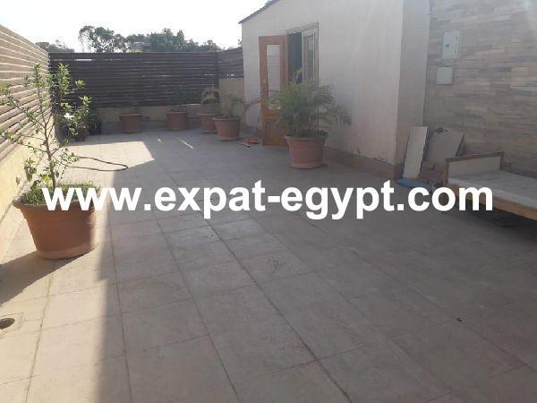 Penthouse for Rent in Maadi Sarayat, Cairo, Egypt