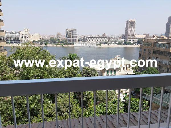 Penthouse for Rent in Zamalek, Cairo, Egypt