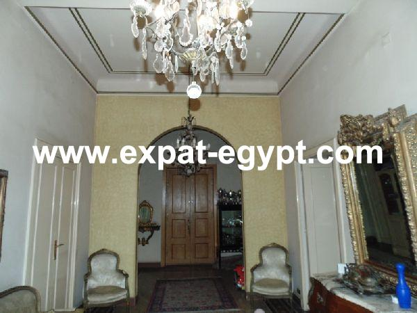 Apartment high ceiling  for Rent in Zamalek, Cairo, Egypt