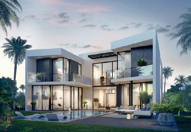 Opportunity Villas for Sale in Badya, October, Cairo, Egypt