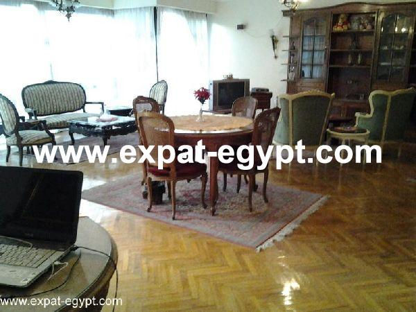Apartment  for  sale  in Zamalek Duplex with garage