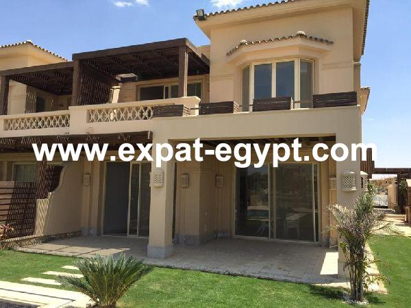 Twin house for rent in palm hills, sheikh Zayed, Giza, Egypt