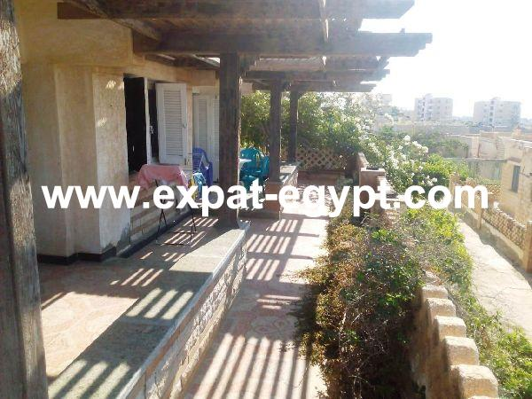 Chalet for sale in Asuit university village, North Coast, Egypt