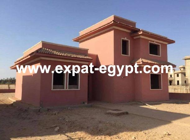 Villa for sale in Golf Solimanya, Cairo Alexandria Desert Road, Egypt