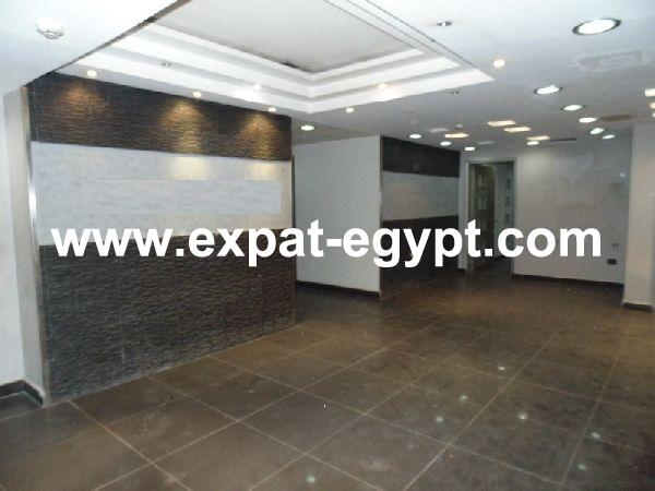 Offices for rent in Mohandeseen, Giza, Cairo