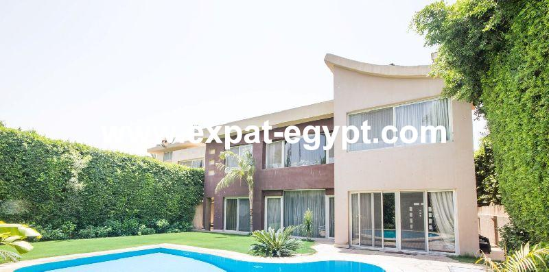 Villa for rent in Cairo - Alexandria Desert Road Garana Compound, Giza, Egy