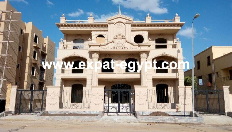 Stand alone Villa for sale in Sheikh Zayed City, Egypt