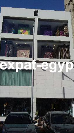 Shop for rent in Mohandeseen, Giza, Egypt