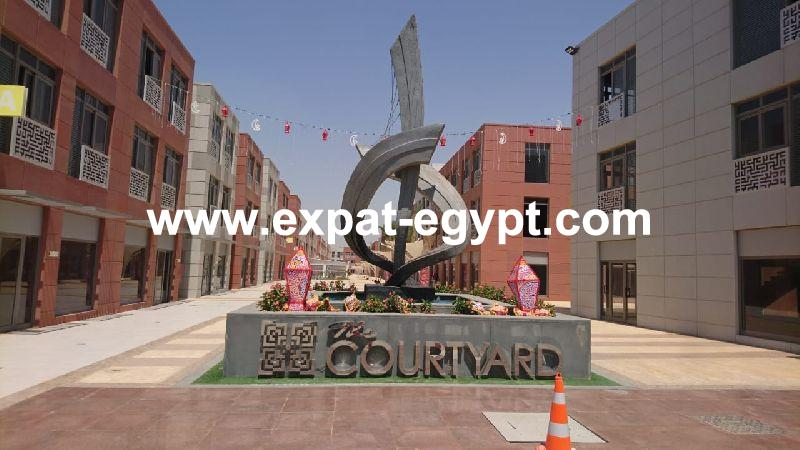 Office space in Court yard, Sheikh Zayed, Giza, Egypt