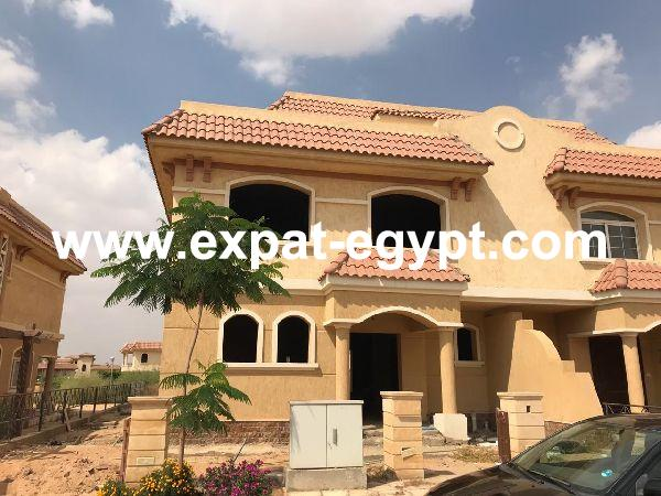 Twin House for sale in Madinaty, New Cairo, Egypt