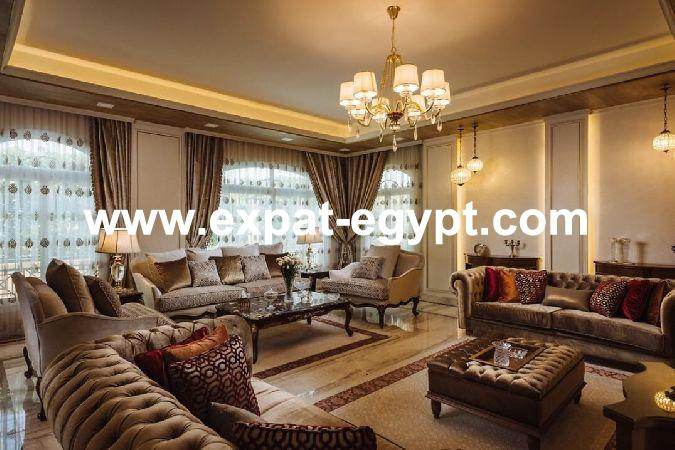 Villa for sale on Golf in Dream Land, Giza, Egypt