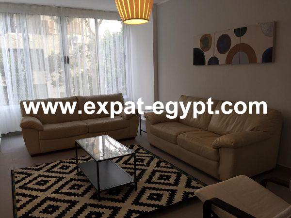 Fully furnished apartment for rent or sale in el maadi